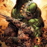 A Gangue Hulk volta em Velho Logan e Maestro aparece na capa