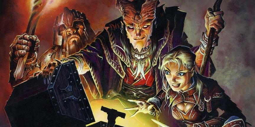 Dungeons and Dragons anuncia seu aplicativooficial