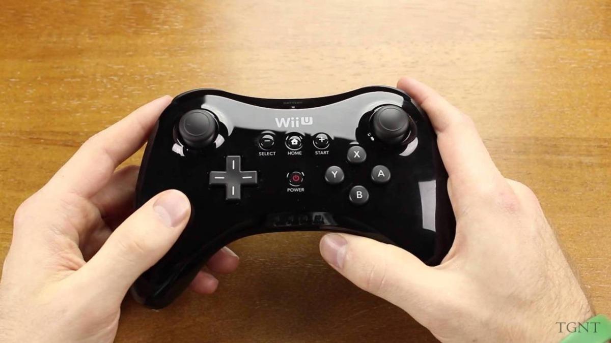 Os controles mais confortáveis para se jogar.