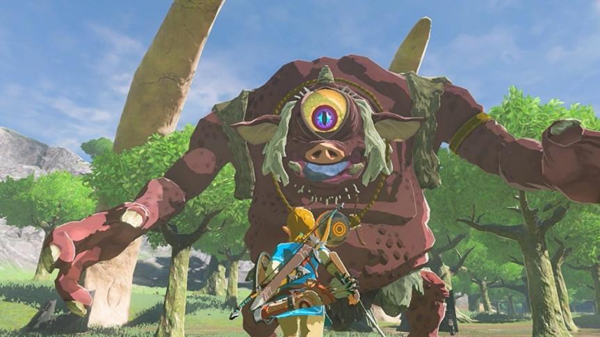 Speedrunner termina Zelda: Breath of the Wild em 54minutos